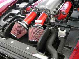 how to clean car engine air filter